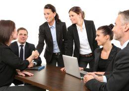 Jobfinder - Gespräch - Einstellungstest